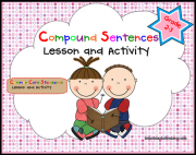 Compound Sentences Smart-board Lesson and Activity
